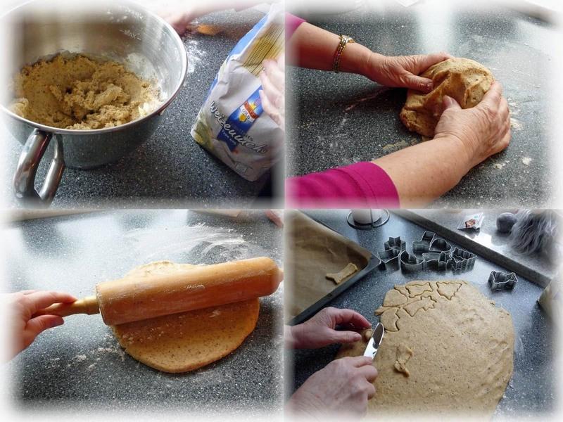 Medion Premium Küchenmaschine Nussplätzchen