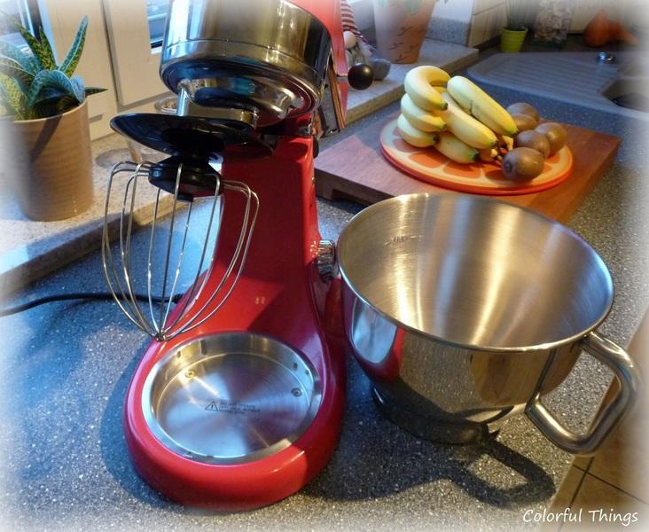 Medion Premium Küchenmaschine