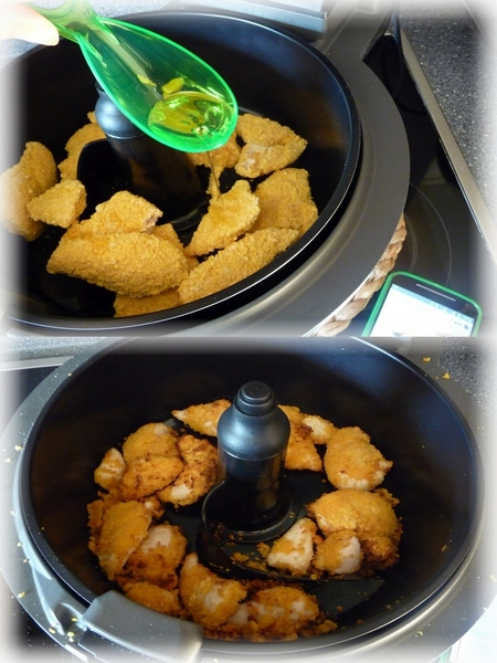 Tefal ActiFry Smart XL Chicken Nuggets