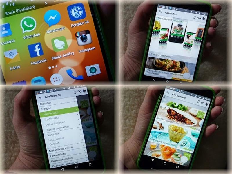 Tefal Medion ActiFry Smart XL App