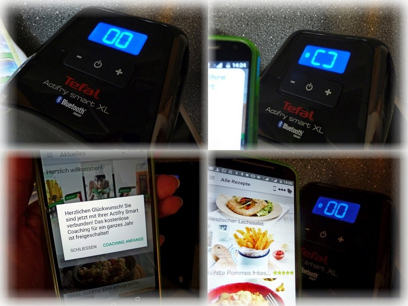 Tefal ActiFry Smart XL App