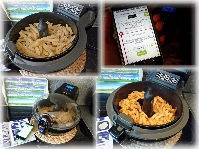 Tefal ActiFry Smart XL Pommes