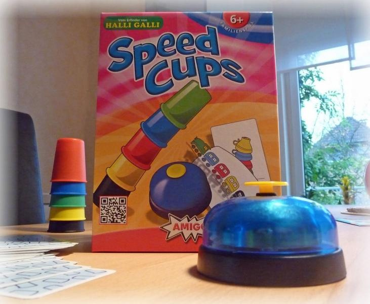 Amigo Speed Cups